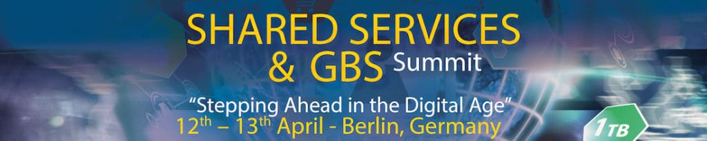 Shared Services & GBS Summit